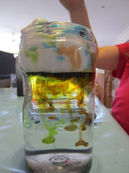 easy  home science experiments  kids