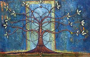 The Mysterious Art of Painting and the Tree of Life ...