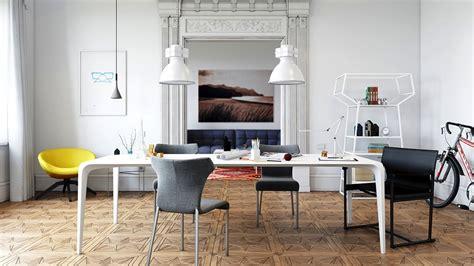 Stylish Scandinavian Dining Room Design Ideas