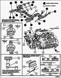 Need Plug Wire Diagram Or Good Engine Shot For 4 6 Dohc