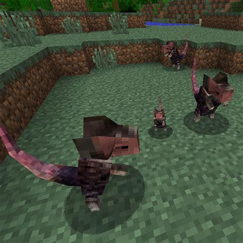 lycanites mobs mod  minecraft