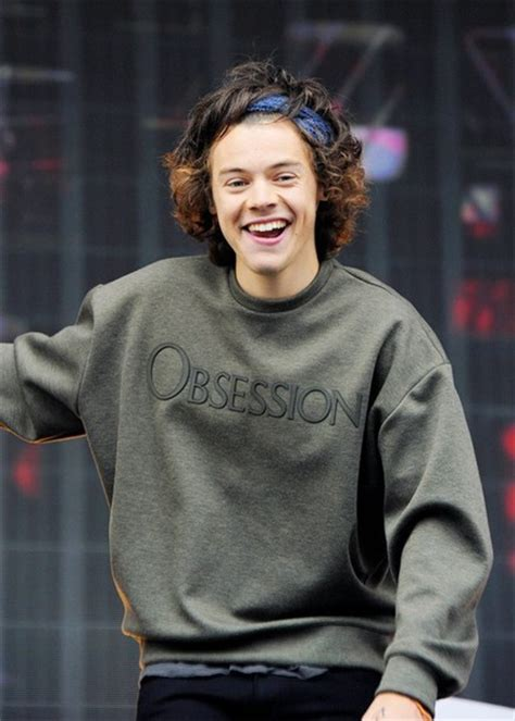 harry styles sweater a green eyed boy and some wordplay