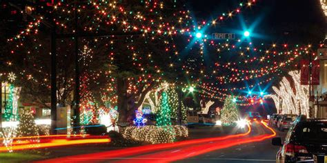 forest city christmas lights forest city nc