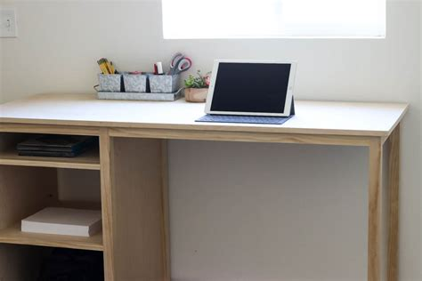 counter height desk with storage diy counter height desk with storage addicted 2 diy