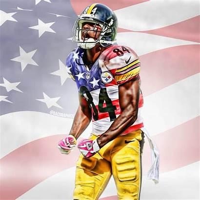 Antonio Brown Steelers Football Nfl Pittsburgh Meme