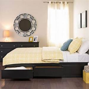 Plans For A Queen Size Platform Bed With Drawers