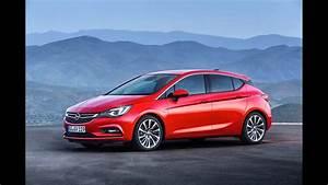 Opel Astra 2017 gtc - YouTube