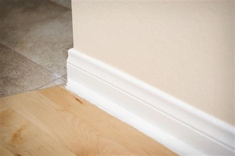 paint baseboards advice  hacks