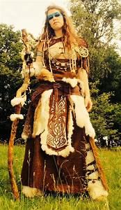 Larp Viking Costume