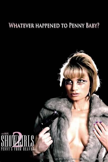 Showgirls Penny Heaven Poster Film Happened Whatever
