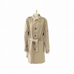 Trench Coat Homme Long : impermeable stone island xl 56 manteau long homme ~ Nature-et-papiers.com Idées de Décoration
