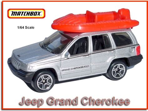 matchbox jeep grand cherokee gallery of toy cars