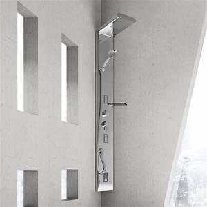 Colonne De Douche En Angle : douches quarantacinque colonne ~ Edinachiropracticcenter.com Idées de Décoration