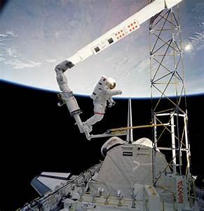 NASA - Space Shuttle Canadarm Robotic Arm Gallery