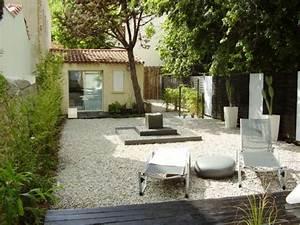 1 Jardin Zen En Noir Et Blanc