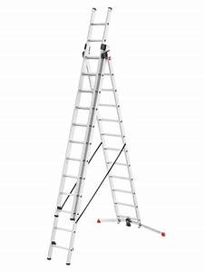 Hailo Profilot 3x12 : hailo profilot kombileiter 3x12 sprossen gefertigt nach neuer norm ~ Udekor.club Haus und Dekorationen