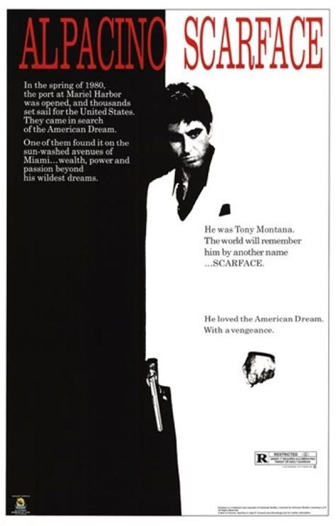 Scarface Tub Quotes by 17 Best Ideas About Scarface Poster On