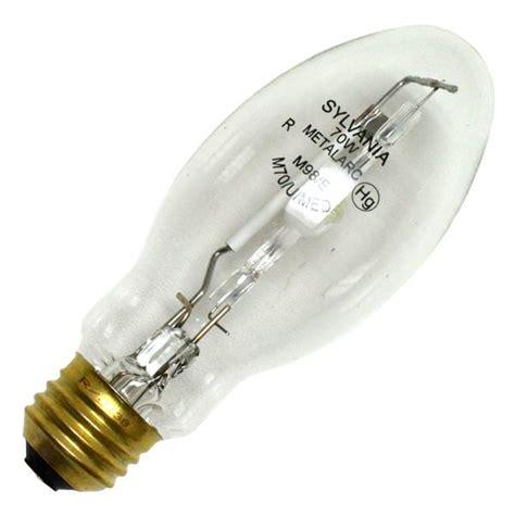 sylvania 64836 m70 u med 70 watt metal halide light bulb