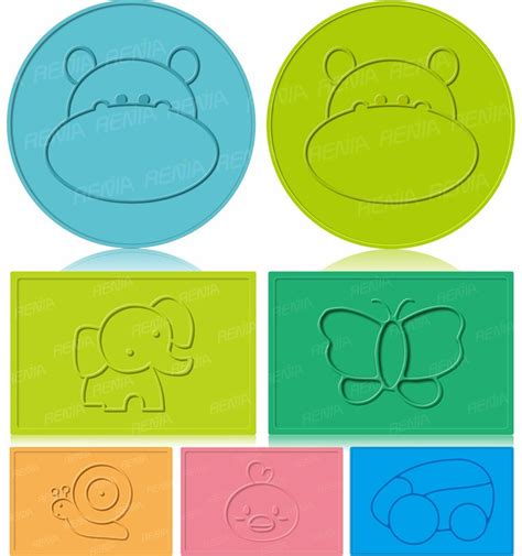 custom printed table mats renjia custom silicone table mat custom placemats and