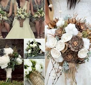 Bouquet Fleur De Coton : fleurs champetre pour mariage ~ Teatrodelosmanantiales.com Idées de Décoration