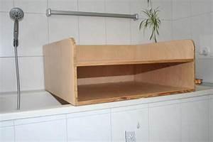 Wickeltisch Fürs Bad : wickeltisch aufsatz f r badewanne 84 75cm in bad rappenau wickeltische kaufen und verkaufen ~ Markanthonyermac.com Haus und Dekorationen