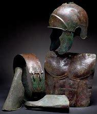 Ancient Greek Bronze Armor