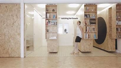 Sliding Walls Tiny Into Four Transform Uses