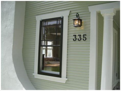 house numbers exterior design porch entry milwaukee behr and satin