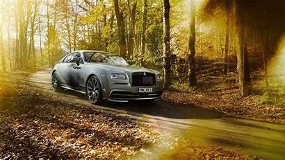 Rolls Royce Coupe Autumn Luxury Screen 1080p