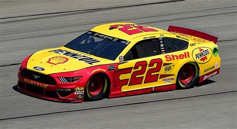 logano bowman lead chicagoland practices nascarcom