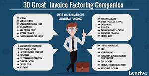 30 great invoice factoring companies lendvo With invoice factoring services