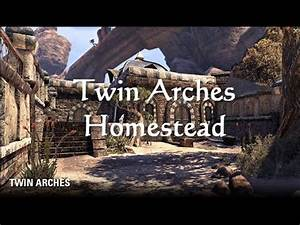 ESO Fashion - Twin Arches Homestead - YouTube
