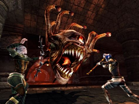 Dungeons And Dragons Online Review And Download Mmobombcom