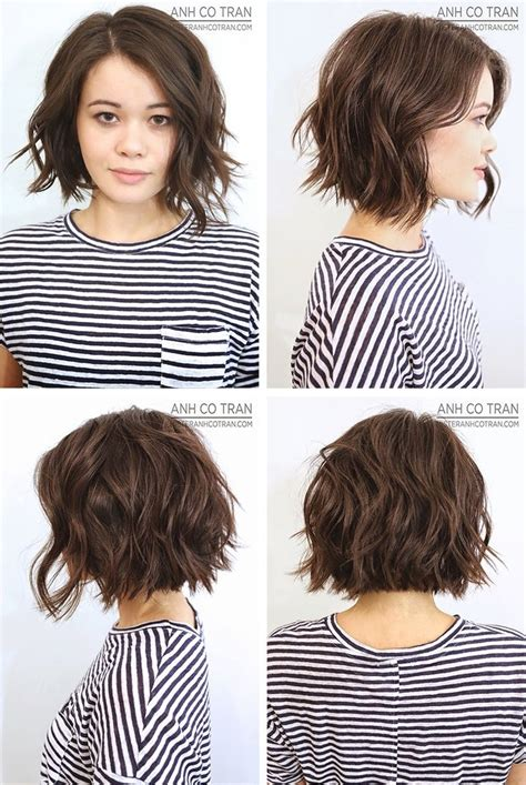 Best Short Bob Hairstyles Front Back Ideas And Images On Bing