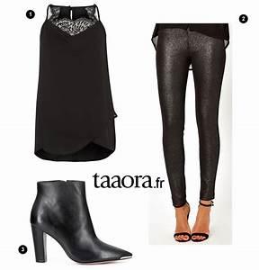 Pantalon De Soiree Chic : tenue de soir e chic et sexy avec un pantalon paillettes taaora blog mode tendances looks ~ Melissatoandfro.com Idées de Décoration