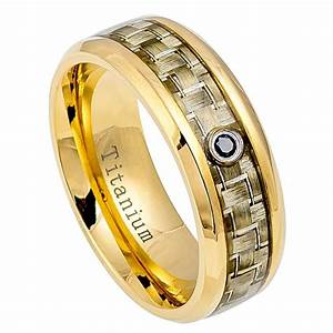 new titanium mens diamond wedding band comfort fit promise With mens camo wedding rings with diamonds