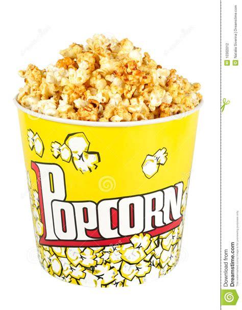Big Popcorn Bucket Stock Photography   Image: 10302012