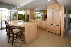 pictures of kitchens modern light wood kit004 2132