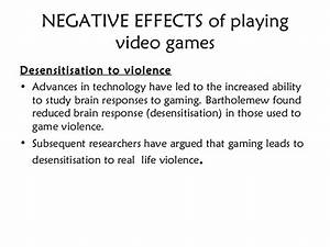 A2 Media Effects of video games and computers