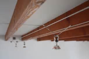 Installing Ceiling Joists by Art Light Chezerbey