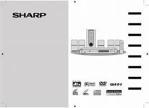 Sharp Ht Cn400dvh Ht Cn500dvh Home Cinema Service Manual