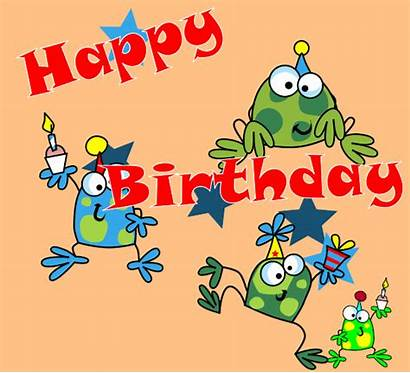 Fun Birthday Happy Frogs 123greetings Wishes Funny