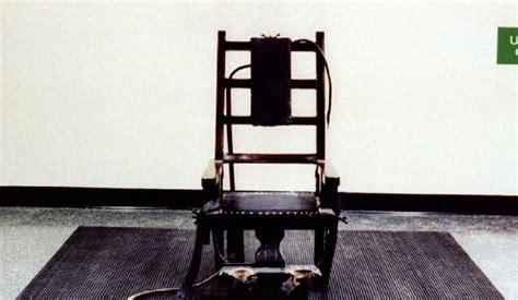 edison aurait pu 234 tre l inventeur de la chaise 233 lectrique mais il refusa le savais tu