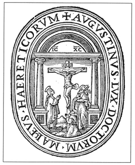 ai piedi della croce testo stemmi agostiniani