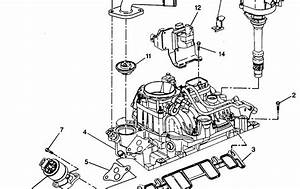 Engine Diagram 1996 S10 4 3l