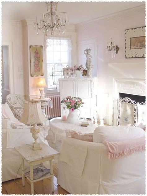 shabby chic home decor 25 idee per arredare il soggiorno in stile shabby chic