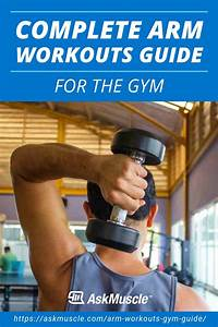 Complete Arm Workouts Guide For The Gym