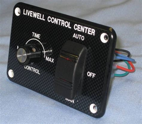 Boat Livewell Timer Switch by Livewell Timer Aerator Aerator Timer Livewell On Popscreen