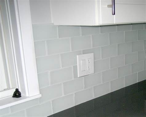 white glass subway tile sophisticated and modern white subway tile the home redesign