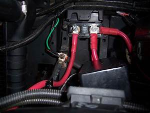 Alternator Wiring Harness For A 1995 5 8